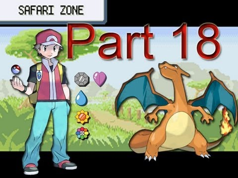 Pokemon Fire Red - Sixth Badge Part 18