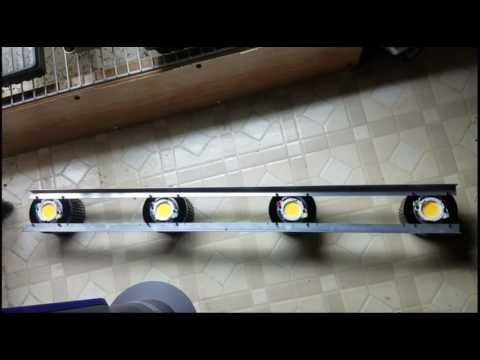 Timber growlights DYI LED