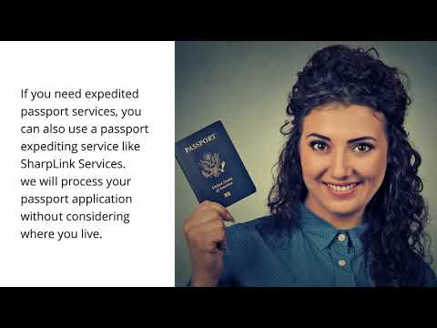 Expedited Passport Renewal Service Washington, DC (202-450-3059)