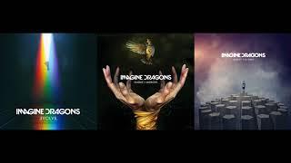 Imagine Dragons - The Megamix #2 (Mashup by InanimateMashups)