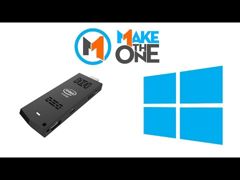How to Use Recovery Disc for Meegopad T01/Morefine M1 - MakeTheOne