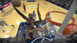 Top 10 NBA Plays: February 1st