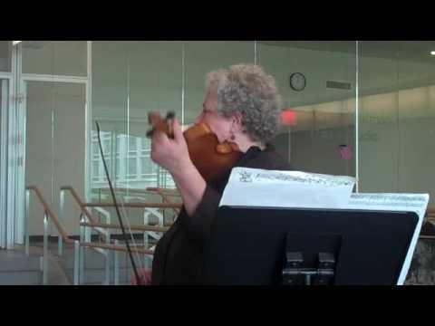 Biber Sonata III  Sixteenth notes