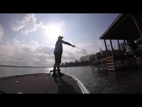 Winter Bass Fishing at Lake Fork