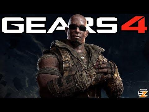 Gears of War 4 - Aaron Griffin Character coming soon!?