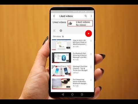 How to Remove All Youtube Liked Videos at Once in Android Phone (100% Works)