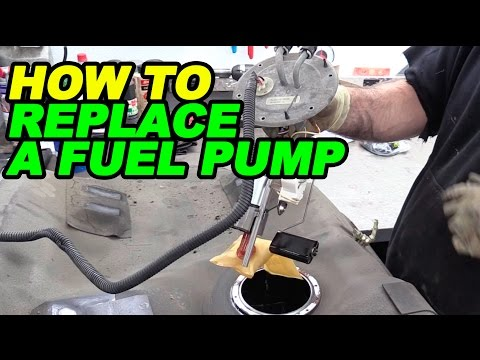 How To Replace a Fuel Pump