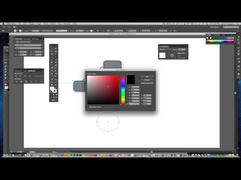 Creating a Sitemap with Illustrator CC or Photoshop CC