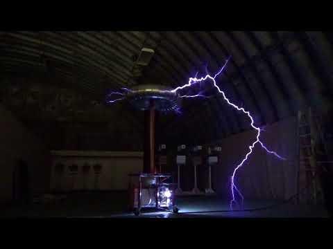 Big Tesla Coil Review