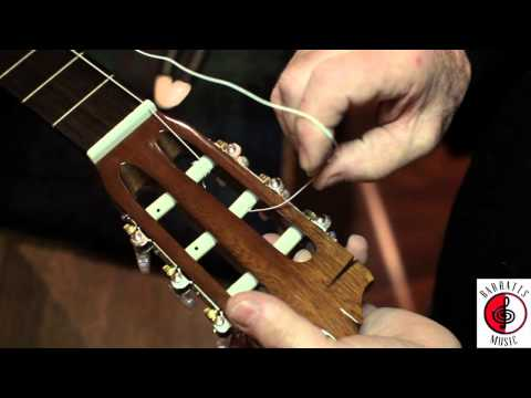 How to Restring a Classical Guitar