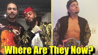 10 Recently RELEASED WWE Superstars: Where Are They Now? - Enzo Amore, James Ellsworth & More!