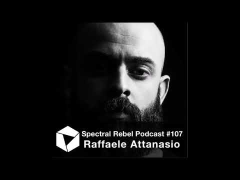 Spectral Rebel Podcast #107: Raffaele Attanasio