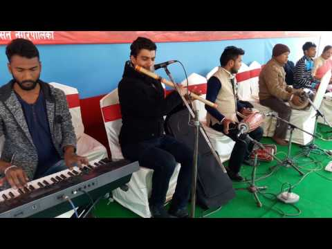 Nepali folk music dhun collection on flute by prakash paudel and friends