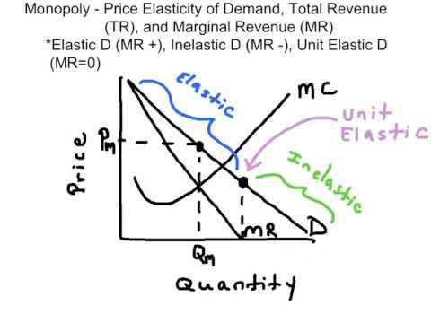 Elasticity of Demand & Marginal Revenue