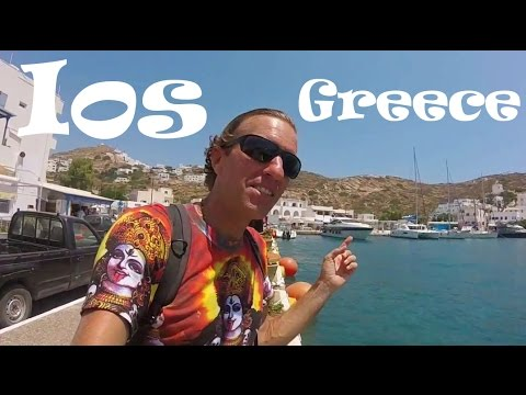 A Tour of IOS, GREECE: Not Just a Party Island!