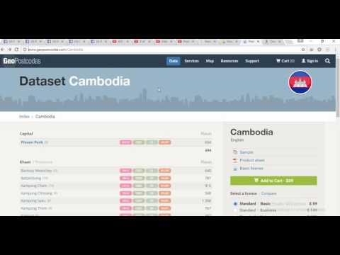 How to change Google Adsense in Cambodia