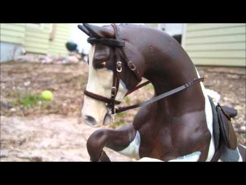 Breyer Horse Tack and Custom!