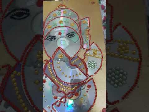 Ganesh ji from CD art