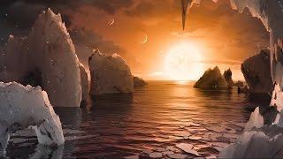 "NASA found 7 ""Earthlike"" planets"