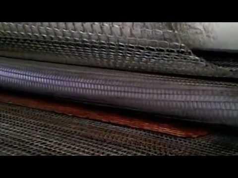 Bamboo Corrugated Sheet process Movie