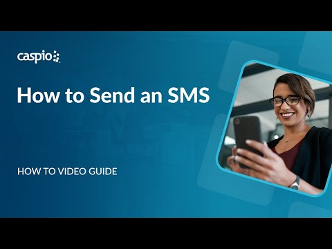 How to Send an SMS Using Triggered Actions