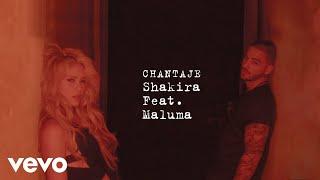 Shakira - Chantaje (Audio) ft. Maluma