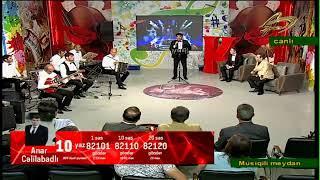 Anar Cəlilabadli musiqili meyidan yukledi sarvan 0517412453