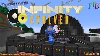 FTB Infinity Evolved Server Base Tour Music Jinni - Minecraft server erstellen ftb