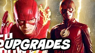 The Flash Season 4 Crossover Episode Titles Breakdown