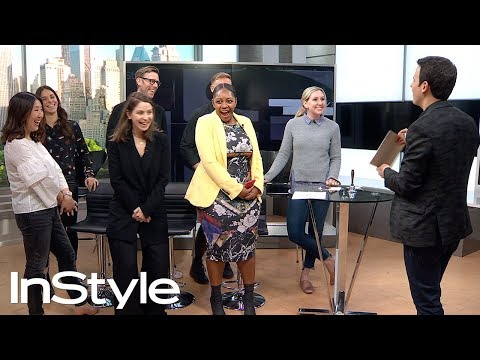 InStyle Staffers Get Their Minds Blown by Mentalist Oz Pearlman | InStyle