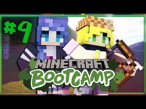 THE SERIES IS BACK! | Minecraft PvP Bootcamp #9 w/ UrsulasRevenge