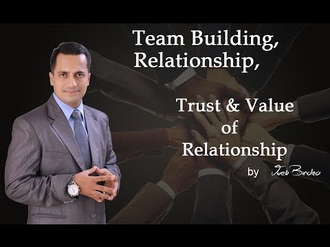 Relationship Management Video Team Building Best Training Hindi English Delhi NCR India.