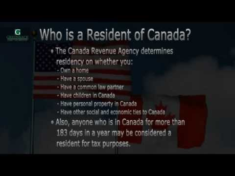 Filing Taxes as an American Living in Canada -- US Expat Taxes Explained
