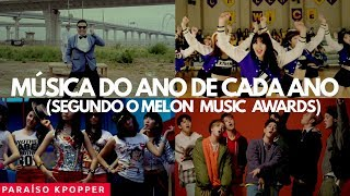 Download SONG OF THE YEAR DE CADA ANO [MMA] |KPOP Video