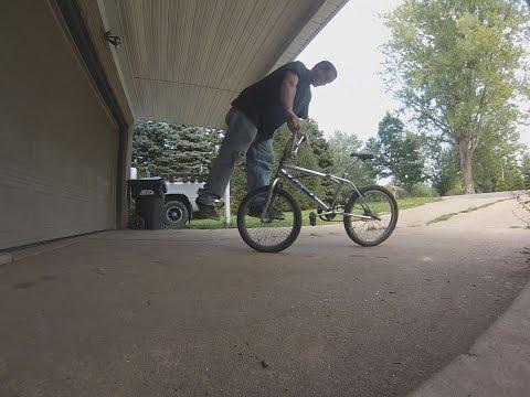Easy Beginner Flatland BMX Tricks