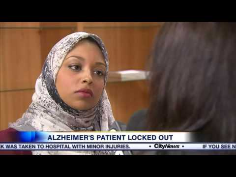 Facility refuses to allow Alzheimer's patient back home