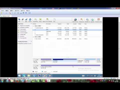 Windows 8 1: Create, Extend, Shrink, Delete Partitions