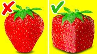 Download 47 INCREDIBLE FRUIT TRICKS Video