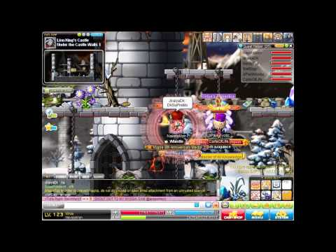 Maplestory Mihile Training Part 1