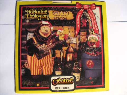 The Rock-afire Explosion - Disco Christmas - 7 in. LP eBay Audio Demo