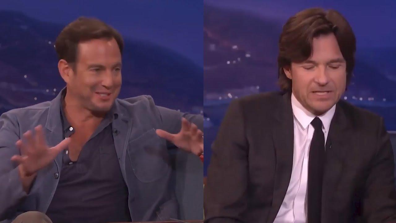 12 Minutes of Will Arnett Roasting Jason Bateman on Conan