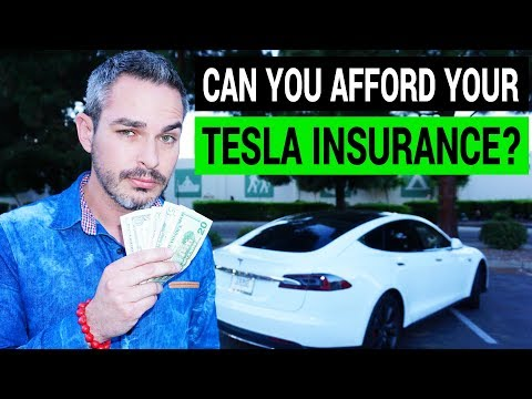 Tesla Insurance: Can you afford it?