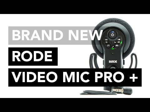 Brand New RØDE Video Mic Pro + Shotgun for Wedding Filmmakers