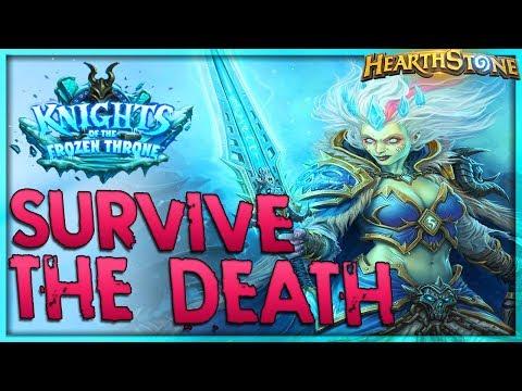 Frost Lich Jaina Elemental Mage Deck Tech 🌟 HEARTHSTONE    Frozen Throne Legend