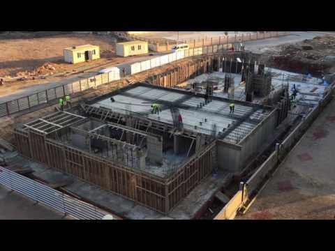 Turkey antalya Construction site building a apartment