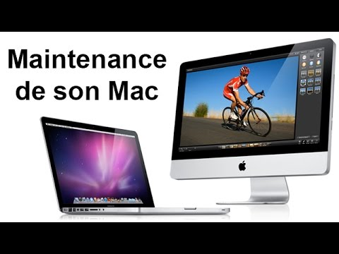 Effectuer facilement la maintenance de son Mac