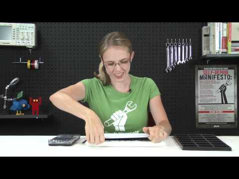 How To: Macbook Unibody (A1342) Upgrade(Hard Drive and Ram Replacement)