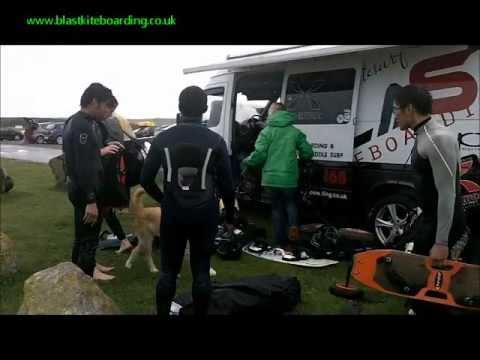 Kitesurfing Stagdo W/End UK