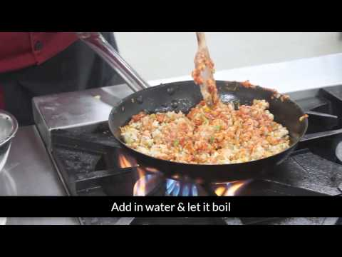 How To Make Chicken Bolognese Spaghetti