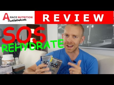 SOS Rehydrate Review: A Medical Grade Endurance Electrolyte Sports Drink